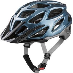 Alpina Mythos 3.0 - Casco de bicicleta - gris/azul